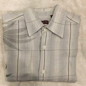 Centric Small Hawaiian Short Sleeve Shirt Small